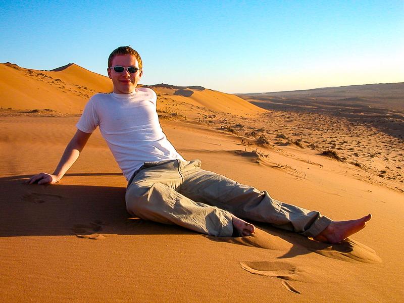 På resa i Oman