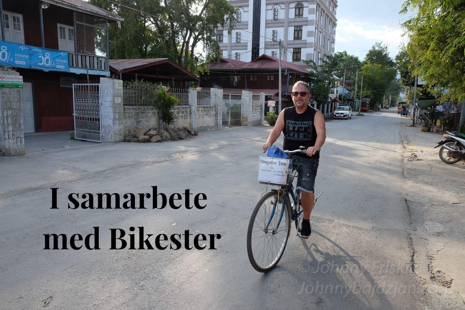 Fem resmål att upptäcka på cykel